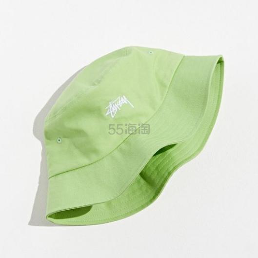 Stussy Stock Bucket Hat 渔夫帽 (约271元) - 海淘优惠海淘折扣|55海淘网