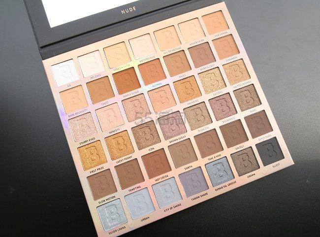 【5姐晒单】Beauty Bay 同名自营品牌 EYN 系列眼影,化妆刷