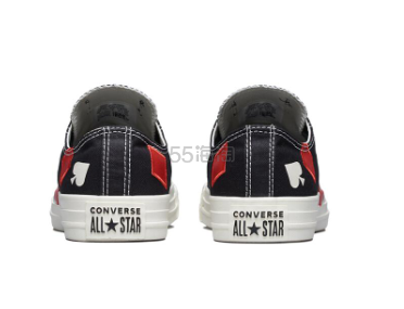 【一双免邮】Converse 新款花色装饰平底帆布鞋 ¥601 - 海淘优惠海淘折扣|55海淘网