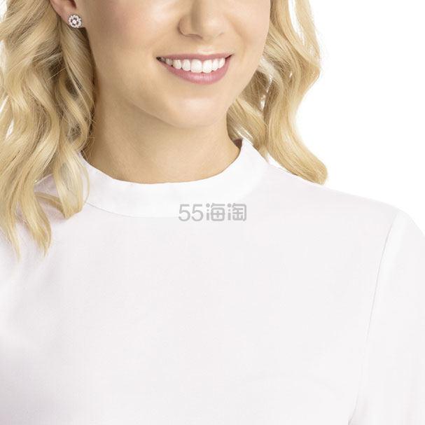 Swarovski Sparkling-Dance 花朵耳钉 (约378元) - 海淘优惠海淘折扣|55海淘网