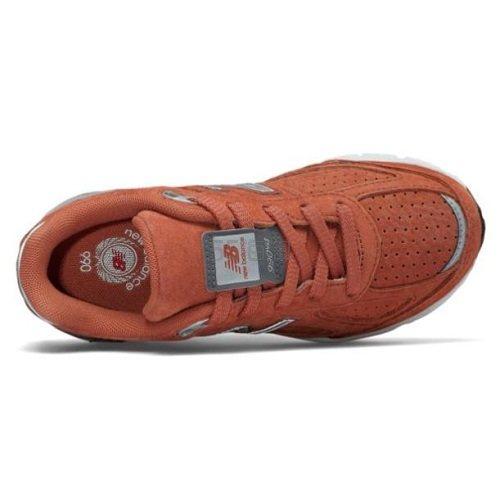 【阶梯折扣】New Balance 新百伦 990v4 大童款运动鞋 .99(约330元) - 海淘优惠海淘折扣|55海淘网