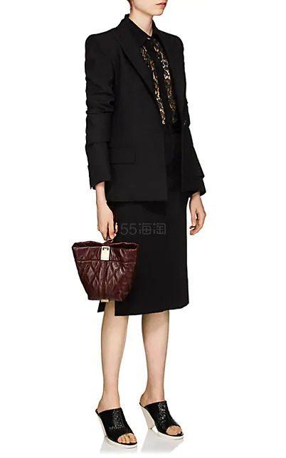 【7折+新人额外9折】Givenchy纪梵希 GV3 Mini 水桶包 8.1(约6,886元) - 海淘优惠海淘折扣|55海淘网
