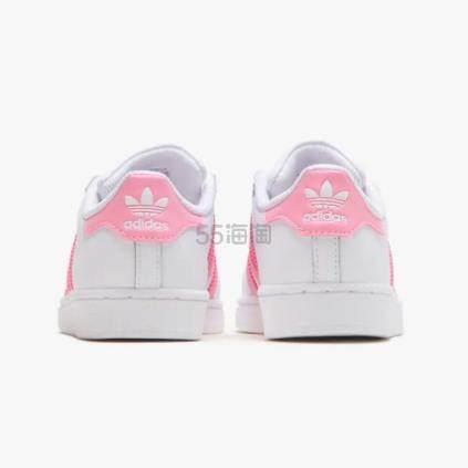 【小脚福利】adidas Originls 三叶草 Superstar 中童款 .99(约276元) - 海淘优惠海淘折扣|55海淘网