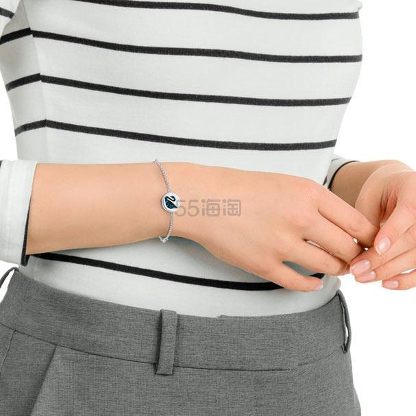 Swarovski 施华洛世奇 Remix 天鹅手链 双色 £29.5(约259元) - 海淘优惠海淘折扣 55海淘网