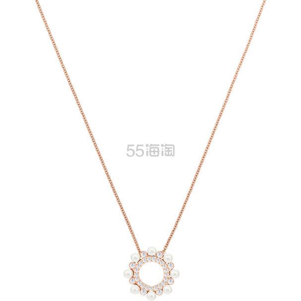 【朴信惠同款系列】Swarovski Major 珍珠项链 £34.5(约303元) - 海淘优惠海淘折扣|55海淘网