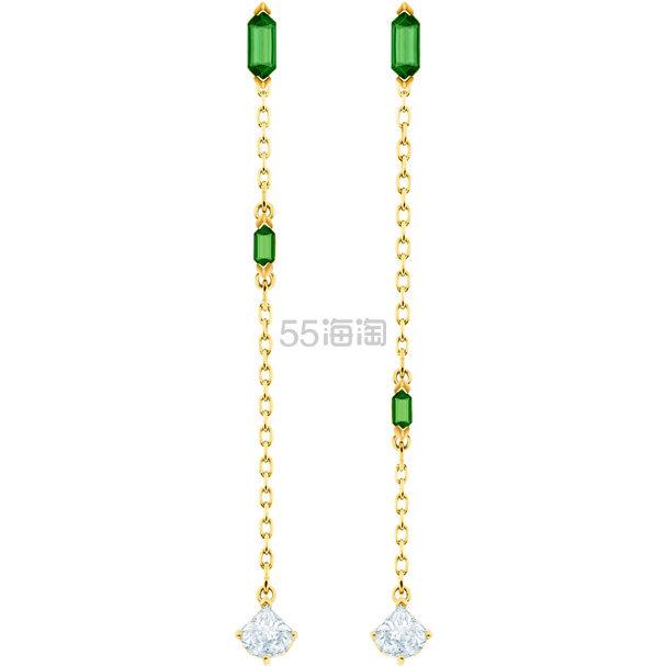 Swarovski 施华洛世奇 OZ 新系列一点绿耳链 £34.5(约303元) - 海淘优惠海淘折扣|55海淘网