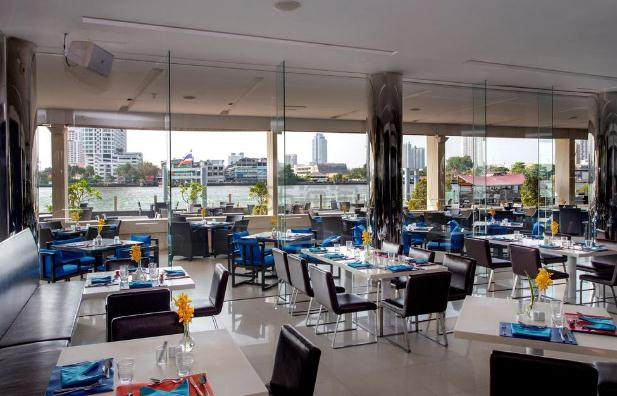 Ramada Plaza by Wyndham Bangkok Menam Riverside 曼谷湄南河畔华美达广场酒店 低至676元/晚 - 海淘优惠海淘折扣|55海淘网
