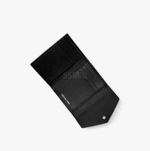 【年中大促】Michael Kors 真皮信封折叠钱包 小号 (约270元) - 海淘优惠海淘折扣|55海淘网