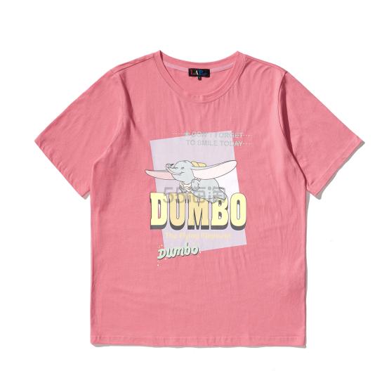 LOS ANGELES PROJECT × Disney 合作系列小飞象T恤 三件享5折后¥249 - 海淘优惠海淘折扣|55海淘网