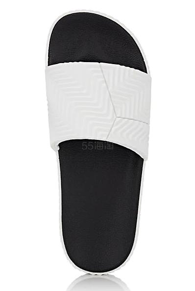 Adidas originals x Alexander Wang 阿迪达斯三叶草x王大仁联名款 澡堂拖鞋 (约409元) - 海淘优惠海淘折扣 55海淘网