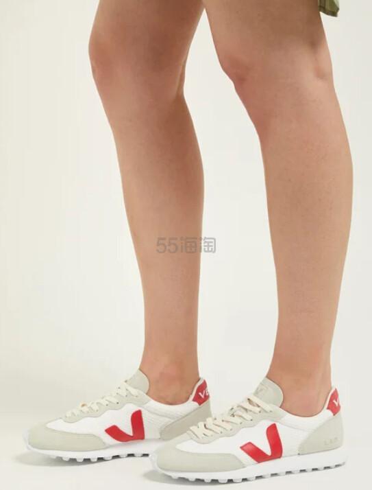 VEJA Rio Branco low-top mesh 女士运动鞋 €60(约467元) - 海淘优惠海淘折扣|55海淘网
