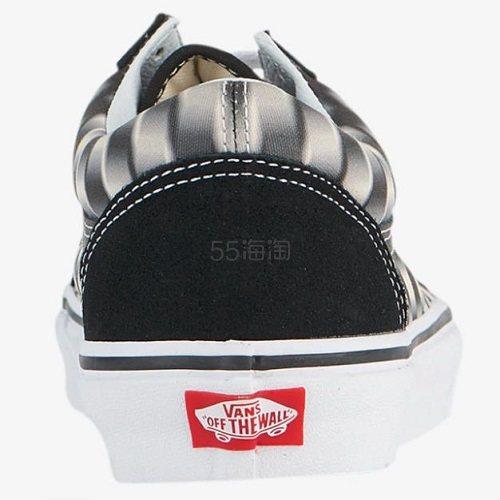 Vans 万斯 Old Skool 男子棋盘格板鞋 .99(约343元) - 海淘优惠海淘折扣|55海淘网