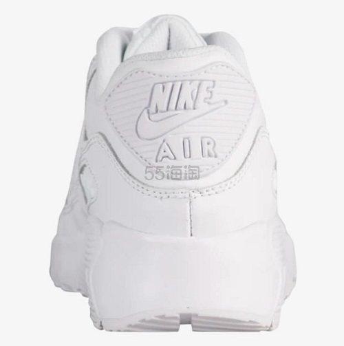 【阶梯折扣最后半天】Nike 耐克 Air Max 90 大童款气垫运动鞋 .5(约464元) - 海淘优惠海淘折扣|55海淘网