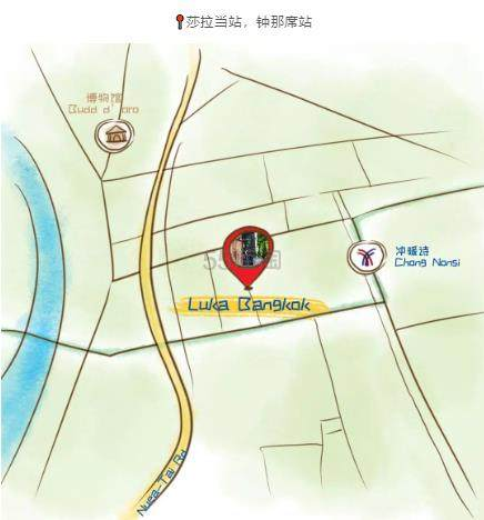 收下这份曼谷宝藏级咖啡馆地图 逛吃逛吃游走曼谷 - 海淘优惠海淘折扣|55海淘网