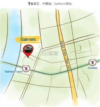 收下这份曼谷宝藏级咖啡馆地图 逛吃逛吃游走曼谷 - 海淘优惠海淘折扣 55海淘网