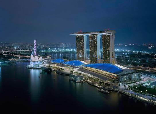 Marina Bay Sands 新加坡滨海湾金沙酒店 低至2766元/晚 - 海淘优惠海淘折扣|55海淘网