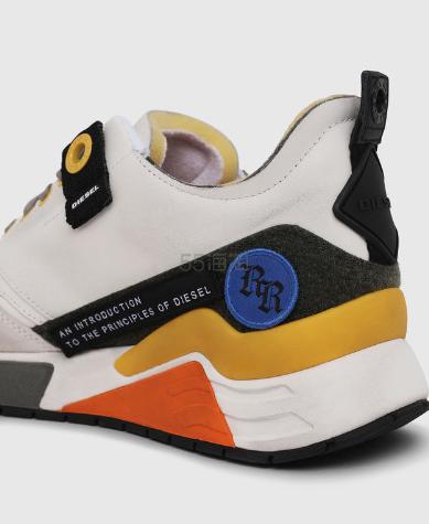 Diesel S-brentha Lc Velcro 休闲运动鞋 4(约854元) - 海淘优惠海淘折扣 55海淘网
