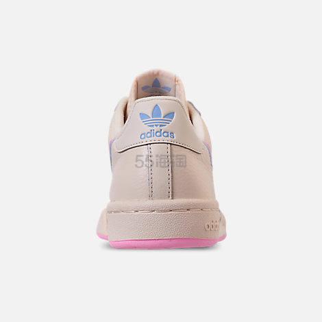 adidas Originals 三叶草 Continental 80 女子运动休闲鞋 (约275元) - 海淘优惠海淘折扣|55海淘网