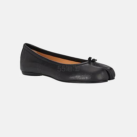大码福利!Maison Margiela Logo-Embossed Tabi 分趾鞋 9(约2,263元) - 海淘优惠海淘折扣|55海淘网