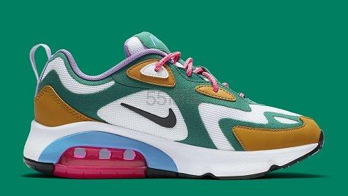 【5姐资讯】Nike 耐克 Air Max 200 女子运动鞋 即将上架 - 海淘优惠海淘折扣|55海淘网