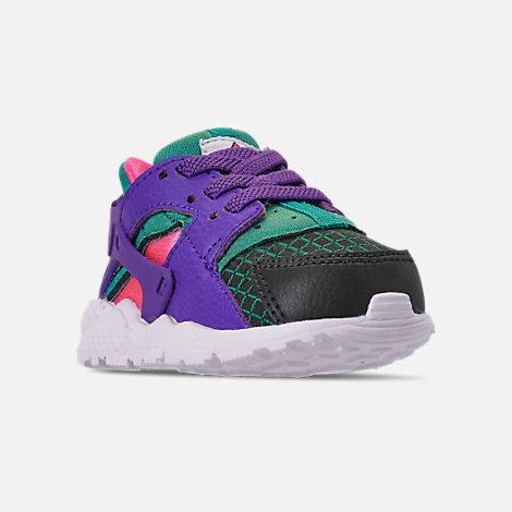 Nike 耐克 Huarache 华莱士 小童款跑鞋