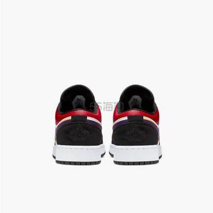 乔丹 Air Jordan 1 大童款低帮篮球鞋 精灵球配色 (约516元) - 海淘优惠海淘折扣|55海淘网