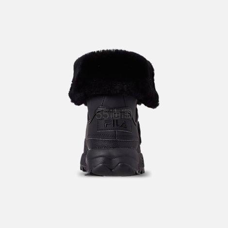 Fila 斐乐 Disruptor 破坏者 男子毛绒高筒运动鞋 (约275元) - 海淘优惠海淘折扣 55海淘网