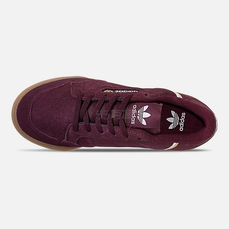 adidas Originals 三叶草 Continental 80 大童款休闲鞋 (约241元) - 海淘优惠海淘折扣|55海淘网
