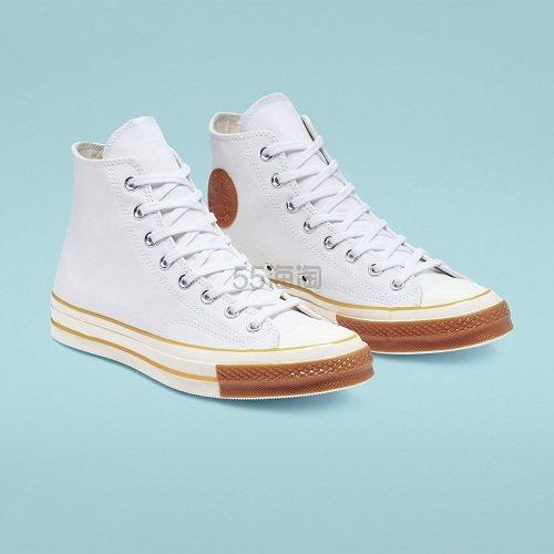 三色可选!Converse 匡威 Chuck 70 Pop Toe 高帮帆布鞋 (约241元) - 海淘优惠海淘折扣|55海淘网