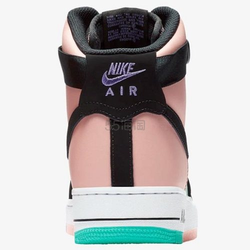 Nike 耐克 Air Force 1 Hi 07 LV8 男子拼色高帮板鞋 .99(约619元) - 海淘优惠海淘折扣|55海淘网