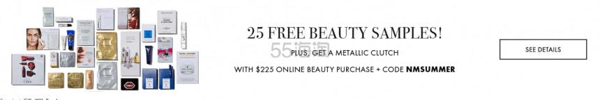 Neiman Marcus:Fresh 馥蕾诗 玫瑰天然护肤 满5送护肤套装+满5送25件大牌小样礼包 - 海淘优惠海淘折扣 55海淘网