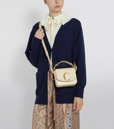 Chloé Mini Leather Chloé C 新季新款单肩包 ,226.43(约8,439元) - 海淘优惠海淘折扣|55海淘网