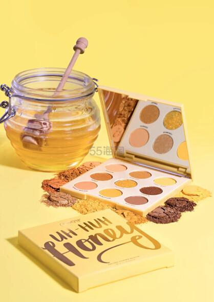 【补货】Colourpop 蜂蜜眼影盘 UH-HUH HONEY .6(约66元) - 海淘优惠海淘折扣|55海淘网