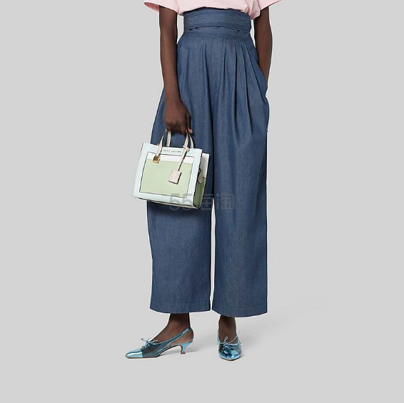 低至6折!Marc Jacobs The Colorblock Grind Mini Tote 小马哥彩色迷你托特包 7(约1,630元) - 海淘优惠海淘折扣|55海淘网
