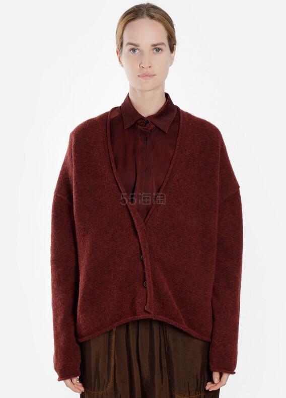 UMA WANG Knitwear 女款针织开衫 港币4,441(约3,910元) - 海淘优惠海淘折扣 55海淘网