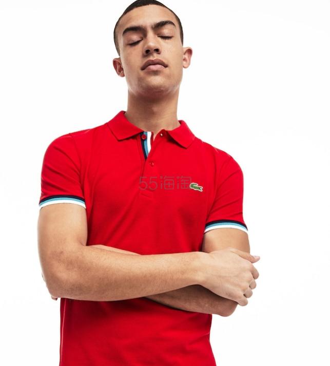 Lacoste Slim Fit Petit Piqué Polo Shirt 男士POLO衫