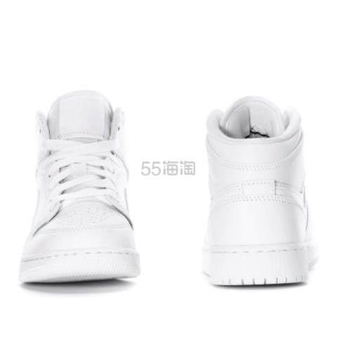 Jordan 乔丹 AJ1 MID 大童款篮球鞋 .98(约551元) - 海淘优惠海淘折扣|55海淘网