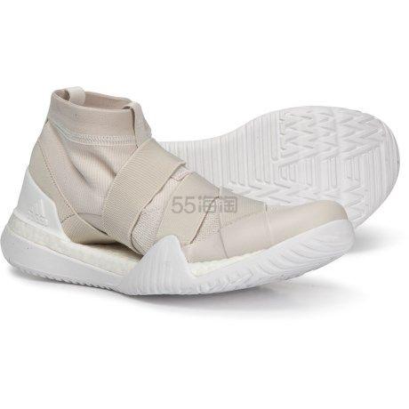 码全!adidas 阿迪达斯 Pureboost X TR 3.0 女士训练鞋 .99(约404元) - 海淘优惠海淘折扣|55海淘网