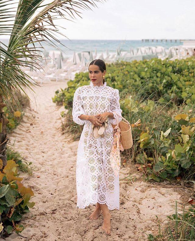 DVF 优雅蕾丝长袖迷笛连衣裙 6.5(约2,724元) - 海淘优惠海淘折扣|55海淘网