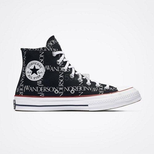 欧阳娜娜同款!Converse 匡威 x JW Anderson 联名款 Chuck 70 高帮帆布鞋