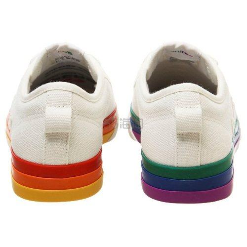 Adidas 三叶草 Nizza 彩色鸳鸯低帮鞋 £54.99(约472元) - 海淘优惠海淘折扣 55海淘网