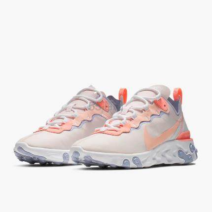 Nike 耐克 React Element 55 女子运动鞋 .97(约473元) - 海淘优惠海淘折扣|55海淘网