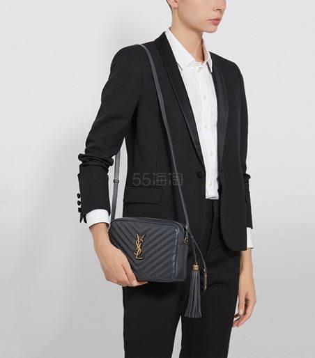 【澳门定价】Saint Laurent Leather Lou 流苏单肩包 港币6,939.54(约6,248元) - 海淘优惠海淘折扣|55海淘网
