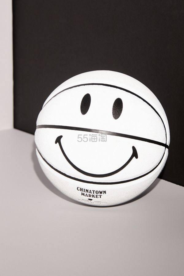 Chinatown Market X Smiley UO限定 3M反光篮球 (约458元) - 海淘优惠海淘折扣|55海淘网