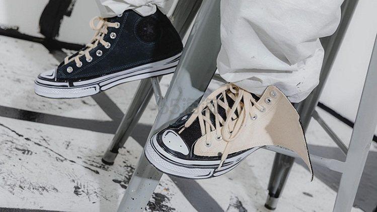 【预告】Converse 匡威 x Joshua Vides 联名款 Chuck 70 二次元高帮鞋 16日晚22点发售! - 海淘优惠海淘折扣 55海淘网