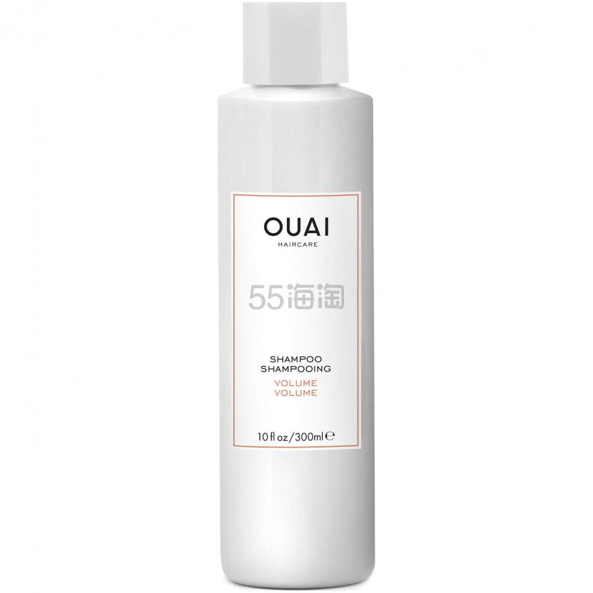 【55专享】OUAI 蓬松洗发水 300ml £15.4(约130元) - 海淘优惠海淘折扣|55海淘网