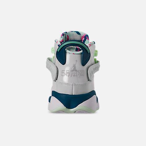 乔丹 Air Jordan 6 Rings 大童款篮球鞋 0(约844元) - 海淘优惠海淘折扣|55海淘网