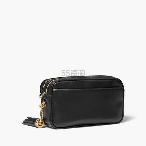 【少量】Michael Kors 真皮流苏相机包 小号 .8(约660元) - 海淘优惠海淘折扣|55海淘网