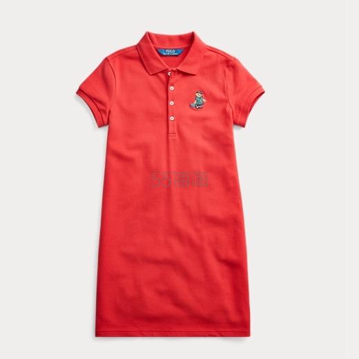 需凑单!Ralph Lauren 拉夫劳伦 Tartan Bear 小熊大童Polo裙 .5(约222元) - 海淘优惠海淘折扣|55海淘网