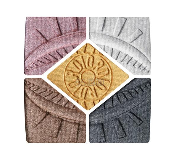 Dior 迪奥秋季限量五色雕刻眼影 (约444元) - 海淘优惠海淘折扣|55海淘网